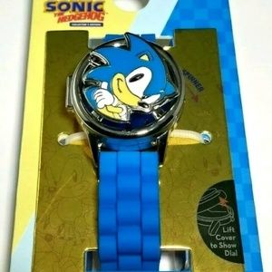 Sonic The Hedgehog SEGA Collector's Spinner Watch